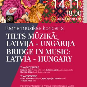 Liebeslieder (Latvian premiere)